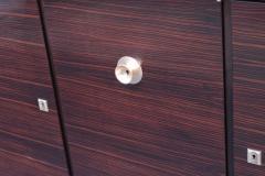 Art Deco Three Door Sideboard - 1207920