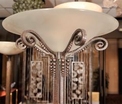 Art Deco Torche re signed Maison  - 1422617