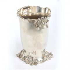 Art Nouveau Plated Cooler Ice Bucket - 1338727