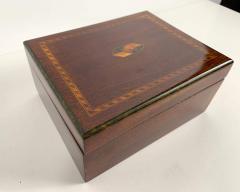 Art Nouveau box from Austria around 1900 - 2075316
