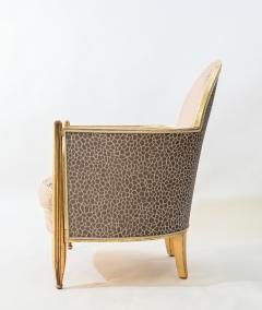 Art deco club chair attributed to Paul Follot - 1017971