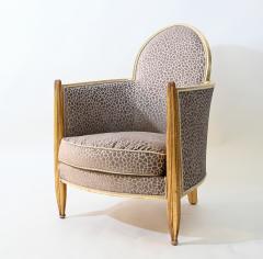 Art deco club chair attributed to Paul Follot - 1017973