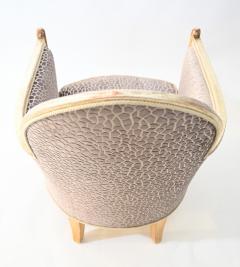Art deco club chair attributed to Paul Follot - 1017975