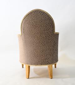 Art deco club chair attributed to Paul Follot - 1017977