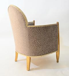 Art deco club chair attributed to Paul Follot - 1017978
