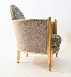 Art deco club chair attributed to Paul Follot - 1017979