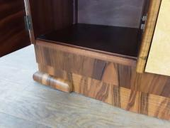 Art deco cocktail cabinet sideboard - 1942825
