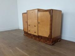 Art deco cocktail cabinet sideboard - 1942842