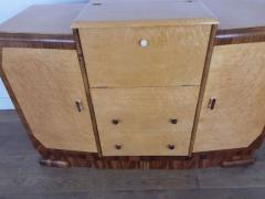 Art deco cocktail cabinet sideboard - 1942843