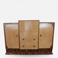 Art deco cocktail cabinet sideboard - 1943393