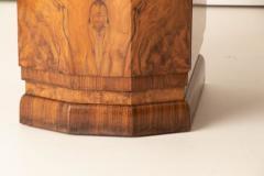 Art deco figured walnut sideboard - 2061545