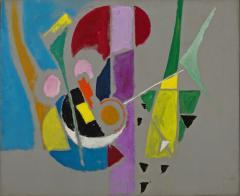 Arthur Beecher Carles Abstraction  - 925817