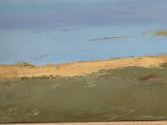 Arthur Cohen Arthur Cohen Oil on Canvas Sandy Hook from Twin Lights 1987 - 1920489