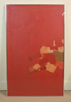 Arthur Gorham Branksome Towers Hotel lll Mixed Media Collage on Canvas - 2030623