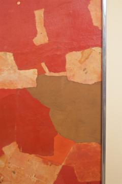 Arthur Gorham Branksome Towers Hotel lll Mixed Media Collage on Canvas - 2030627