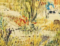 Arthur Pinajian Untitled Lyrical Landscape 399 - 1227427