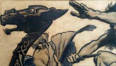 Arthur Rackham Sea Battle Stories from the Edda  - 288784