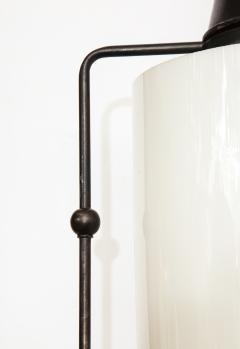 Arts Crafts Bronze Lantern Pendants 1 of 3 - 1136691