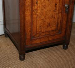 Arts Crafts Highly Figured Pollard Oak English Sideboard - 263965