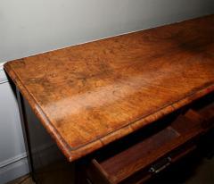 Arts Crafts Highly Figured Pollard Oak English Sideboard - 263970