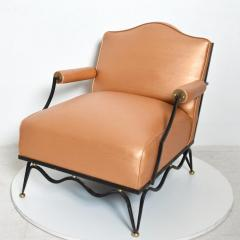 Arturo Pani Mexican Modernist Pair of Arm Chairs Attr Arturo Pani French Neoclassical - 1192622
