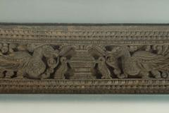 Asian Architectural Relief Made into a Coffee Table - 338814