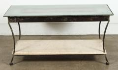 Asian Architectural Relief Made into a Coffee Table - 338815