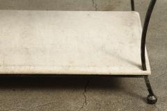 Asian Architectural Relief Made into a Coffee Table - 338820