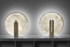 Atelier Alain Ellouz Bonnie and Clyde Table Lamp by Atelier Alain Ellouz - 1653916