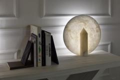 Atelier Alain Ellouz Bonnie and Clyde Table Lamp by Atelier Alain Ellouz - 1653917