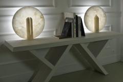 Atelier Alain Ellouz Bonnie and Clyde Table Lamp by Atelier Alain Ellouz - 1653918