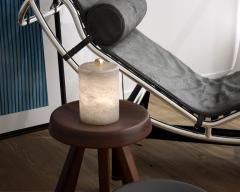 Atelier Alain Ellouz Lyra Alabaster Table Lamp by Atelier Alain Ellouz - 1692869