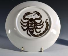 Atelier Fornasetti Barnaba Fornasetti Porcelain Calendar Plate 2013 Number 398 of 700 - 1619214
