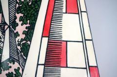 Atelier Fornasetti Mid Century Hollywood Regency Fornasetti Umbrella Stand Hot Air Balloon Motif - 945612