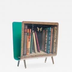 Atelier Fornasetti Piero Fornasetti Magazine rack - 976848