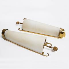 Atelier Petitot Important Pair of Sconces by PETITOT 1930 - 778126