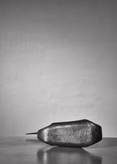 Atelier de Marolles Jean Touret zoomorphic iron sculpture France 1950s - 1257905