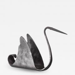 Atelier de Marolles Jean Touret zoomorphic iron sculpture France 1950s - 1259075