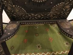 Atlas Showroom Armchair Royal Style Camel Bone - 1030776