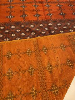 Atlas Showroom Berber Large Rug Handmade in Morocco with Abstract Flourishes - 1156588