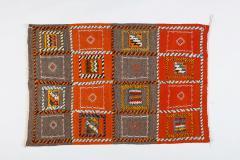 Atlas Showroom Berber Medium Rug Tribal Handwoven Wool 100 Organic Dye - 1148004