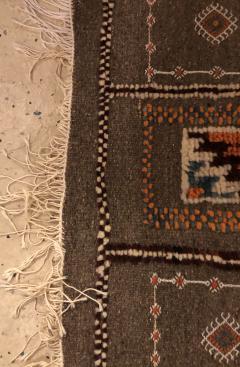 Atlas Showroom Berber Medium Rug Tribal Handwoven Wool 100 Organic Dye - 1148009