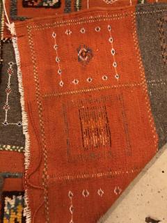 Atlas Showroom Berber Medium Rug Tribal Handwoven Wool 100 Organic Dye - 1148010