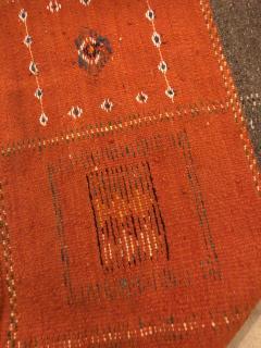 Atlas Showroom Berber Medium Rug Tribal Handwoven Wool 100 Organic Dye - 1148012