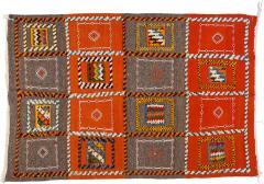 Atlas Showroom Berber Medium Rug Tribal Handwoven Wool 100 Organic Dye - 1148192