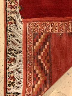 Atlas Showroom Berber Rug Small Handwoven Wool with Organic Dyes - 1156876