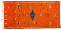Atlas Showroom Berber Tribal Handwoven Wool Rug Medium - 1145649