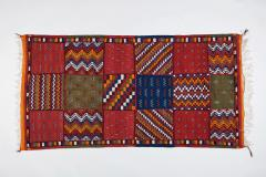 Atlas Showroom Berber Tribal Moroccan Handwoven Wool Rug - 1145662