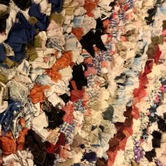 Atlas Showroom Moroccan Handwoven Boucherouite Rug 2 2 5 4  - 1145029