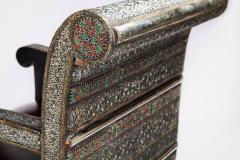 Atlas Showroom Moroccan Idrisid Pair of Chairs - 1030962